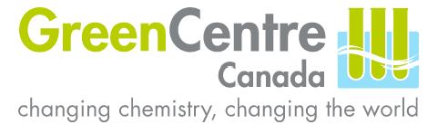 Green Centre logo