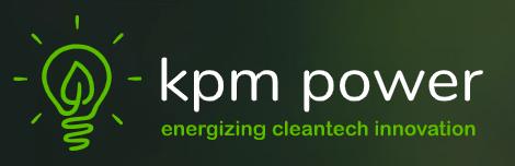 KPM Power logo