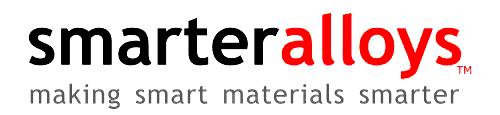 Smarter Alloys logo