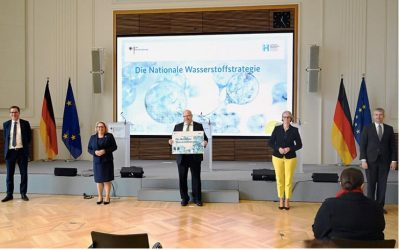 Economic Recovery Abroad: Germany's National Hydrogen Strategy